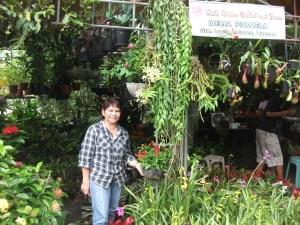 Ms. Delia Pionela