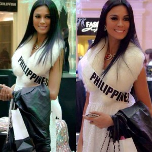 Ms. Ariella Arida is among the top favorites at the Miss Universe