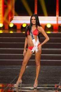 Ariella Arida in preliminary swimsuit 2