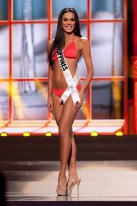 Ariella Arida in preliminary swimsuit1