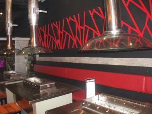 Bar-B-Skew interior