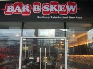 Bar B Skew