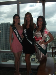 Miss Earth 2013 candidates