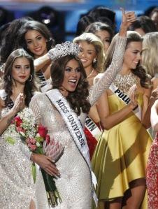 Miss Universe 2013- Venezuela