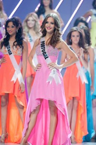 Miss  Universe- Portugal 2011