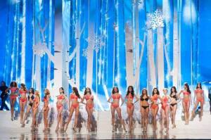 Miss Universe top 16