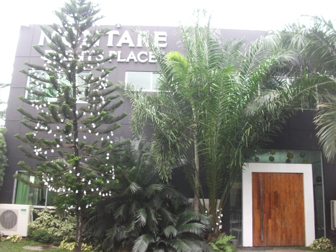 Montare : Food and Event Hub in the Heart of Marikina City