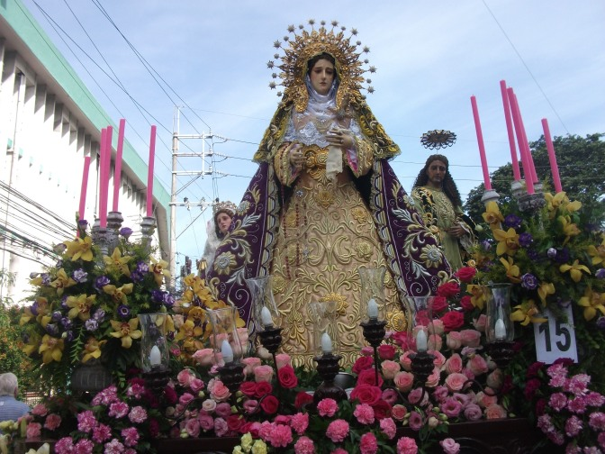 37th Grand Marian Procession in Intramuros