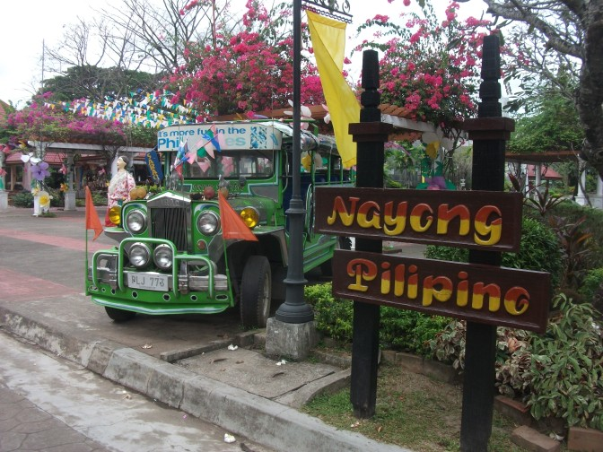 Visit to Nayong Pilipino -Clark