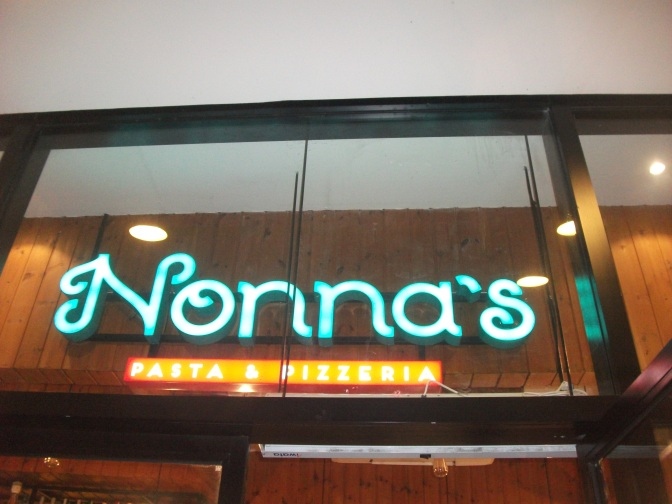 A Taste of Nonna's Pasta and Pizzeria