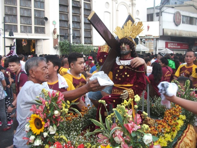Traslacion 2017 : Feast of the Black Nazarene