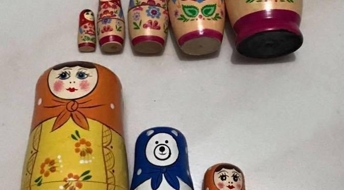 Tales of Matryoshka Dolls