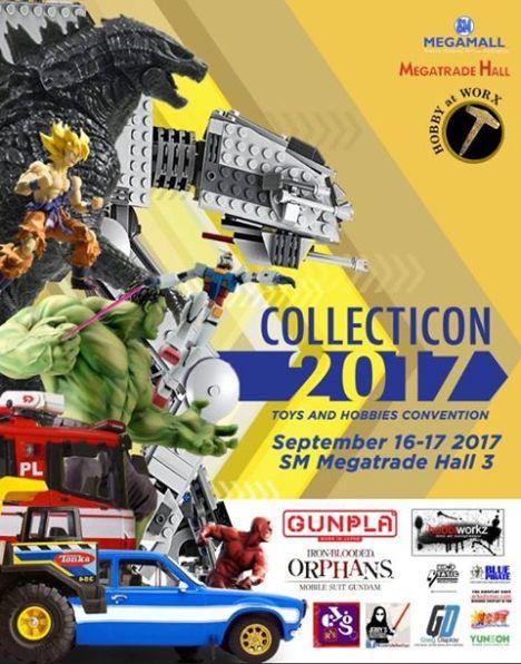 collecticon 2017