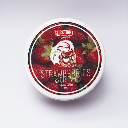 strawberry cream pomade