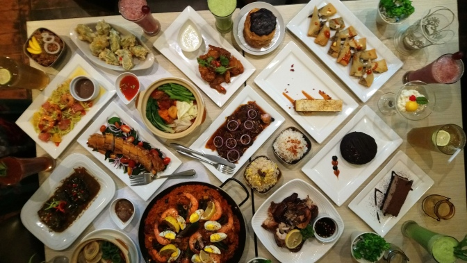 Delightful Meals at Limbaga 77 Restaurant