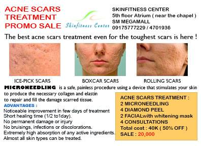 Microneedling package