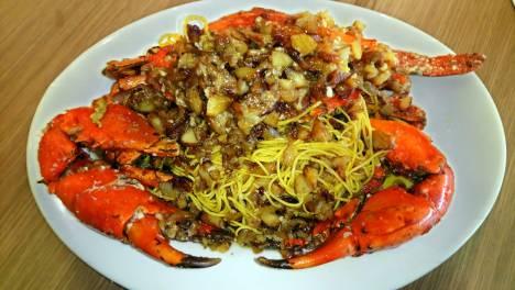 roasted-garlic-crab
