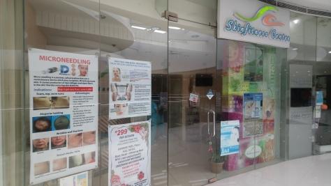 Skinfitness center