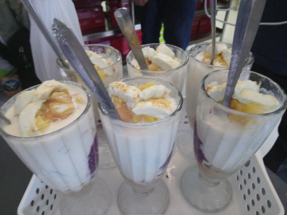 Halo-Halo with Kesong Puti at Sweet Bulakenya