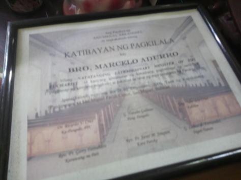 la-sampaguita-certificate