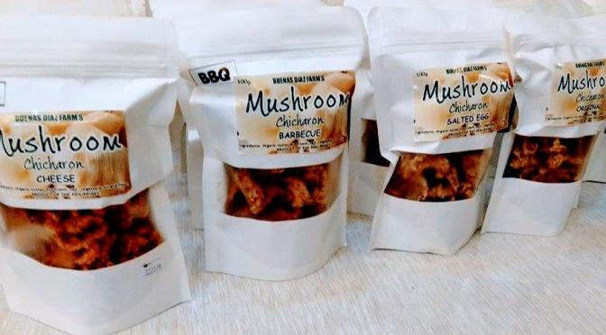 Amazing Array of Mushroom Products at Buenas Diaz Mushroom Farm