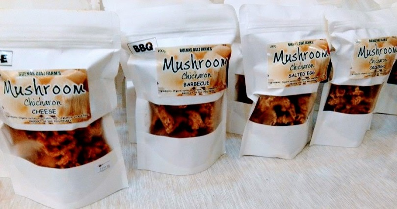 mushroom-chicharon