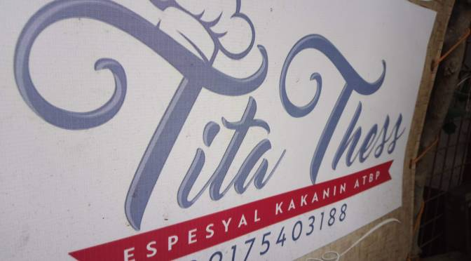Tita Thess Home Made Delicacies