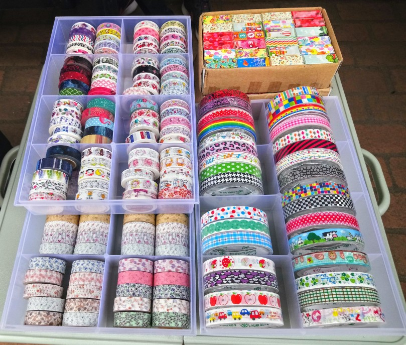 washi-tapes