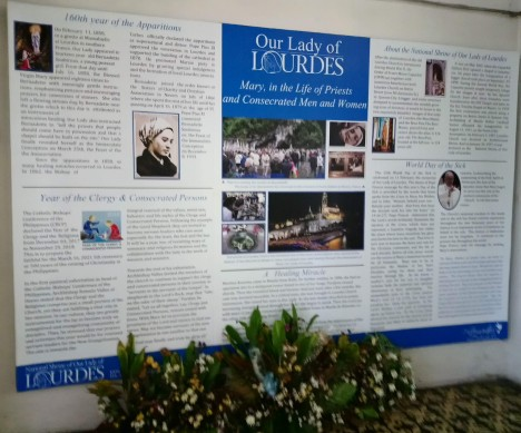 our-lady-of-lourdes-timeline