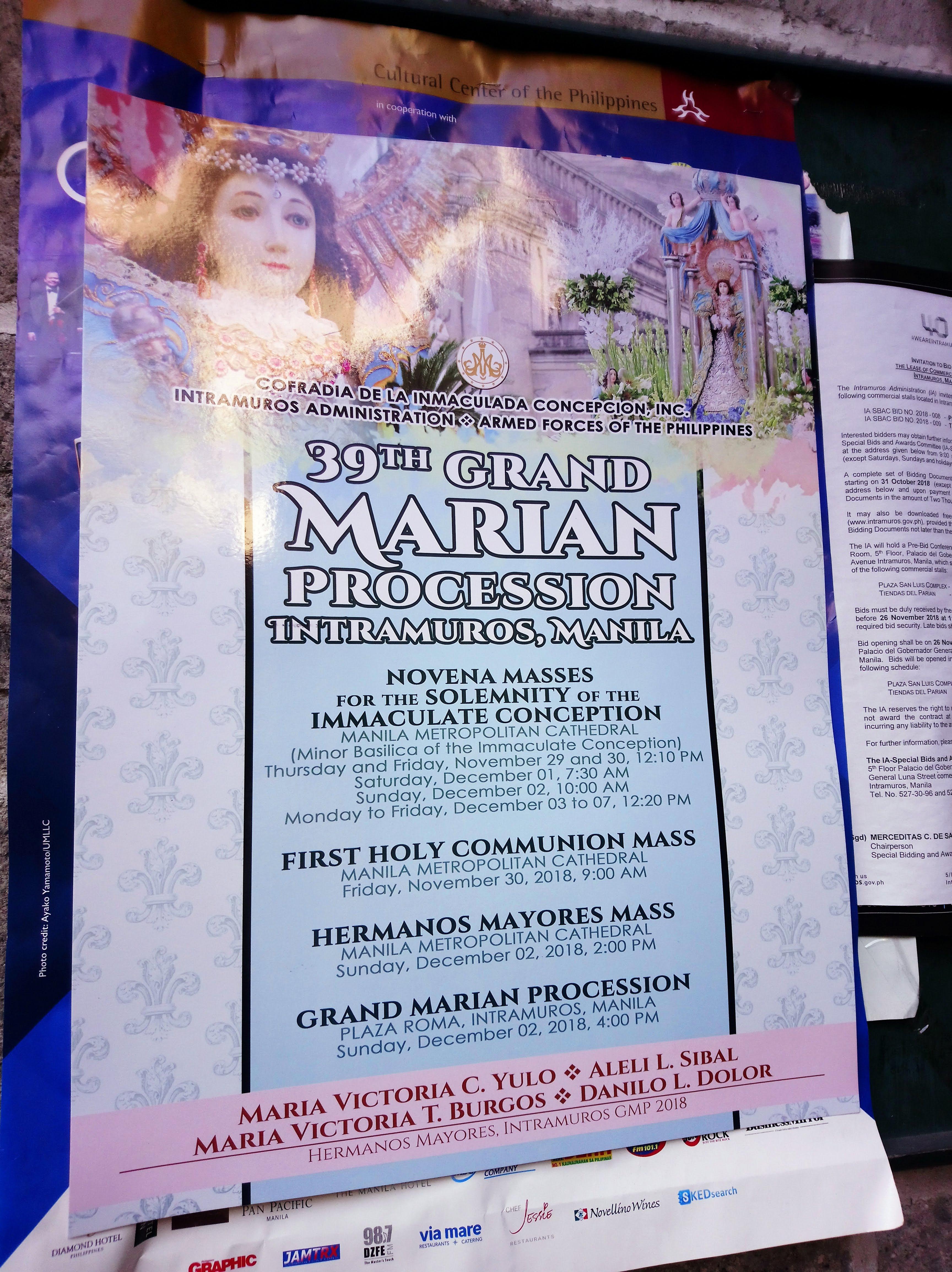 39th-marian-procession-program