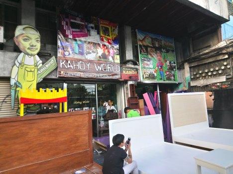Kahoy-World