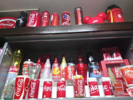 coke-bottles-collection