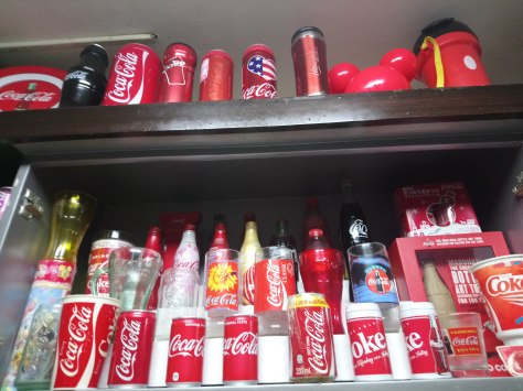 coke-bottles-collection