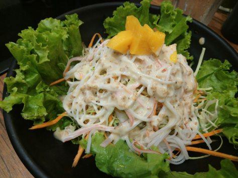 kani-salad