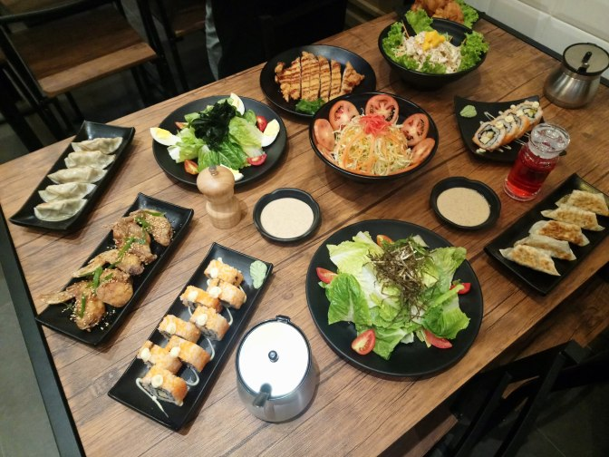 Delightful Dishes at Ukokkei Japan by Menzo at SM North Edsa