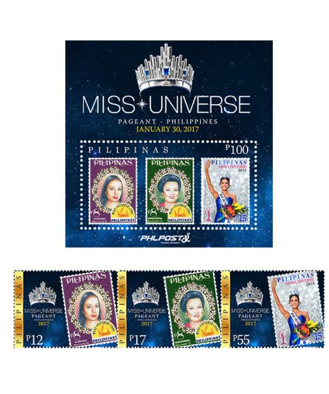 Miss-Universe-2017-hosting-commemorative-stamps