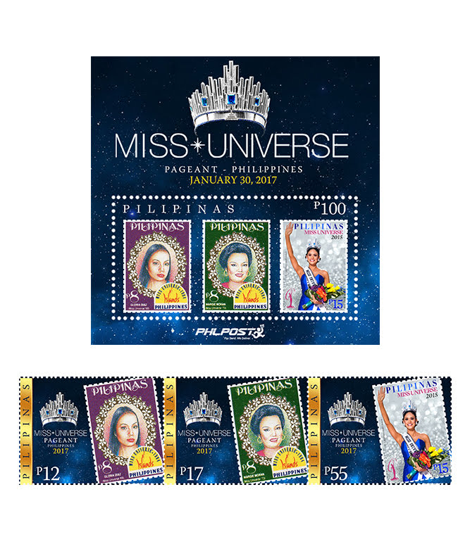 Miss-Universe-2017-hosting-commemorative-stamps