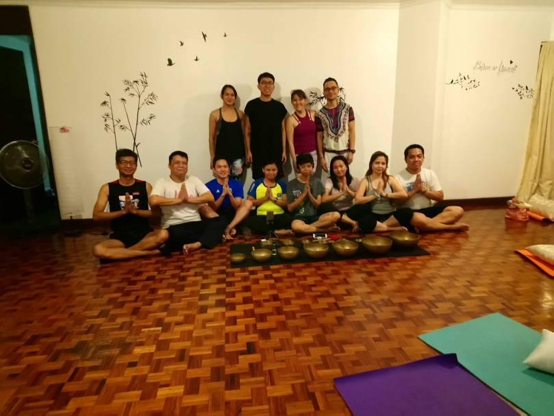 Trini-Yoga-bloggers-group