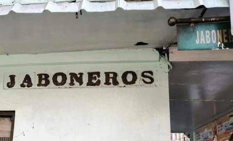 jaboneros