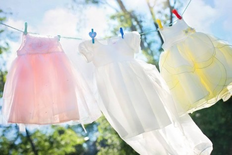 clothes-on-clothesline