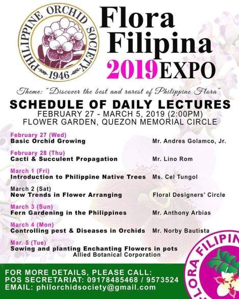 flora-filipina2019-lectures