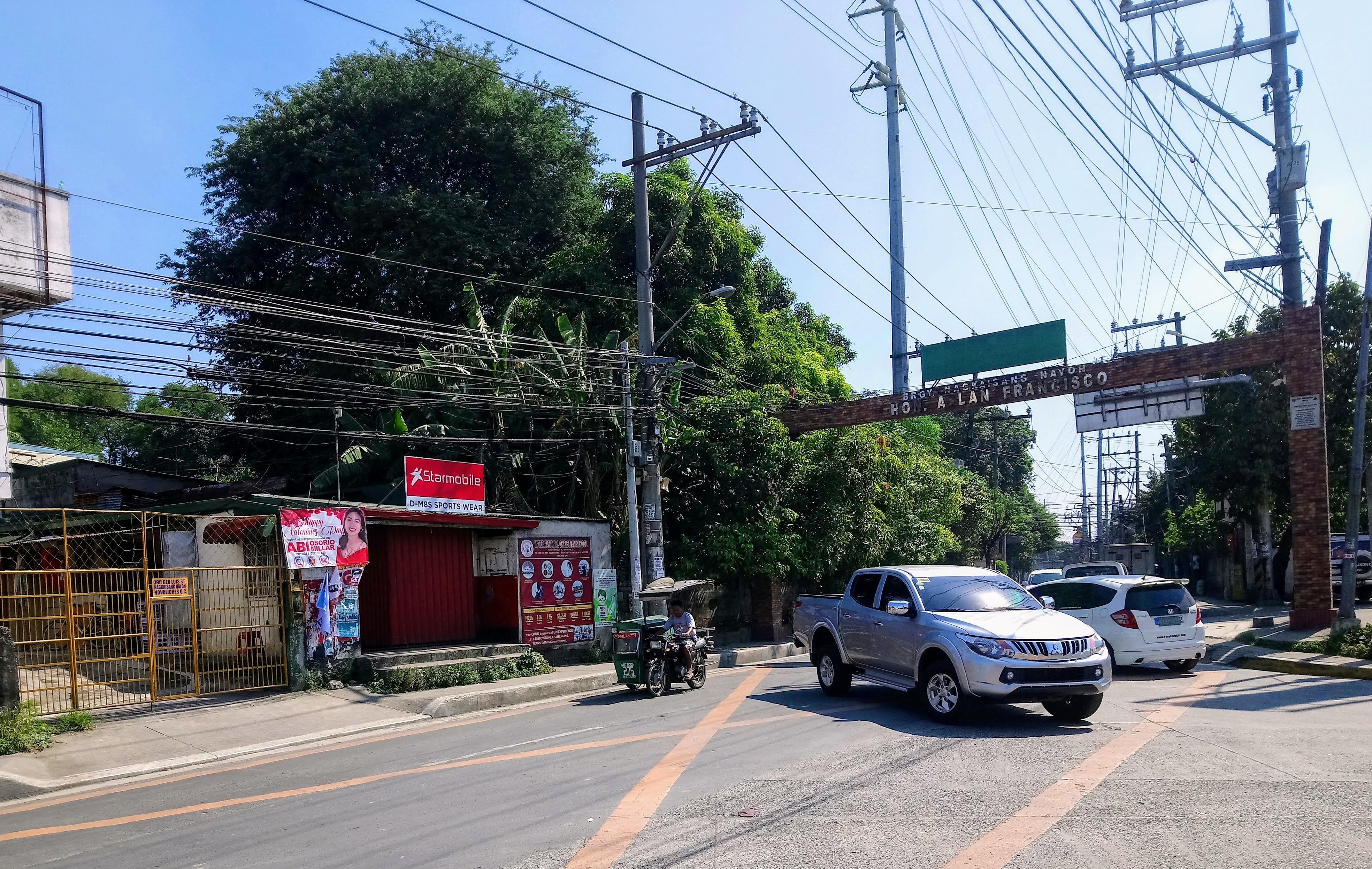 general-luis-street-corner-katipunan