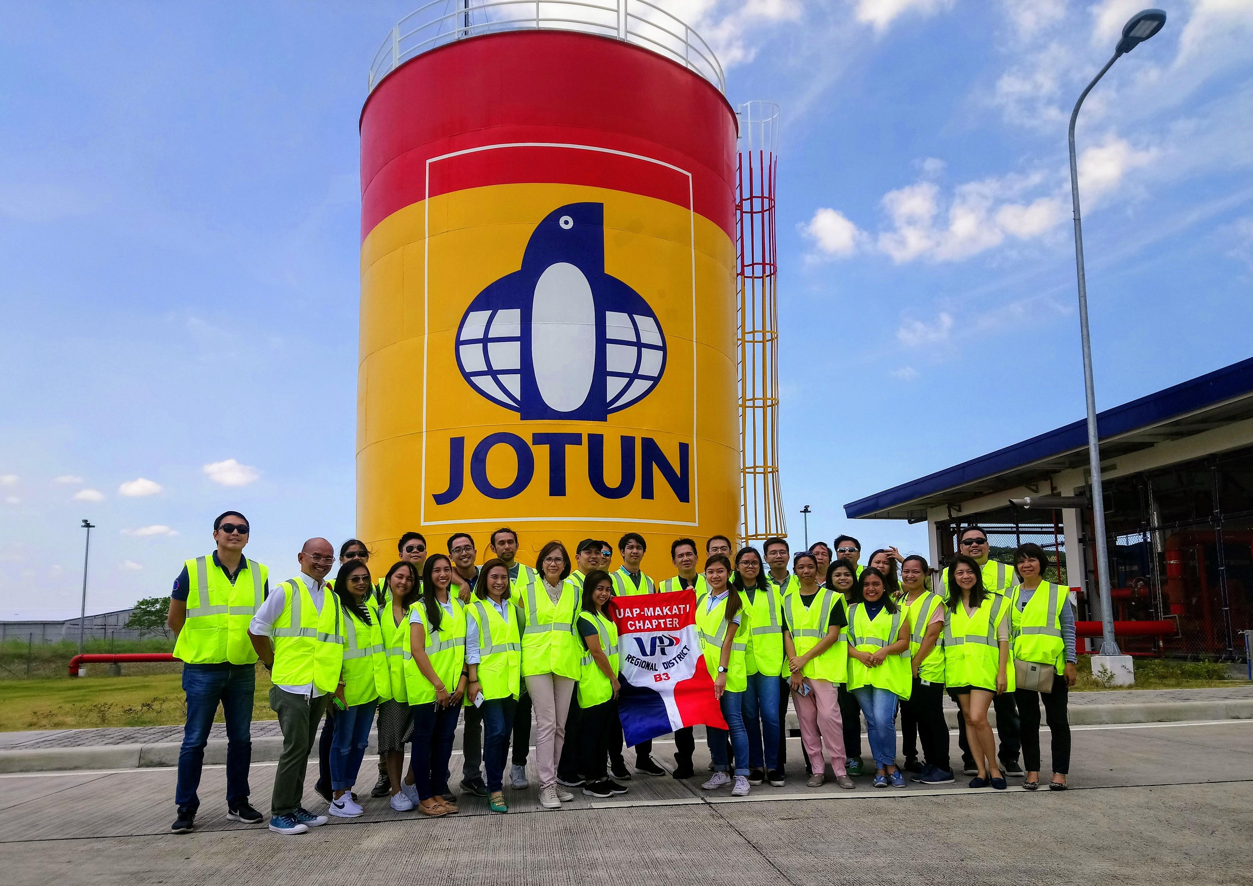 jotun-group-photo