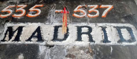 madrid-street-marker