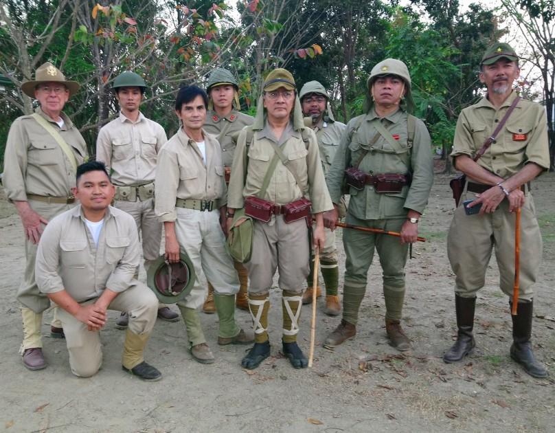 philippine-living-history-society-members