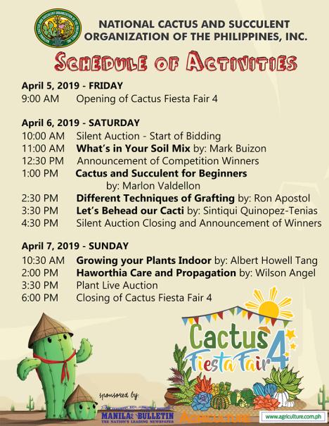 schedule-of-activities