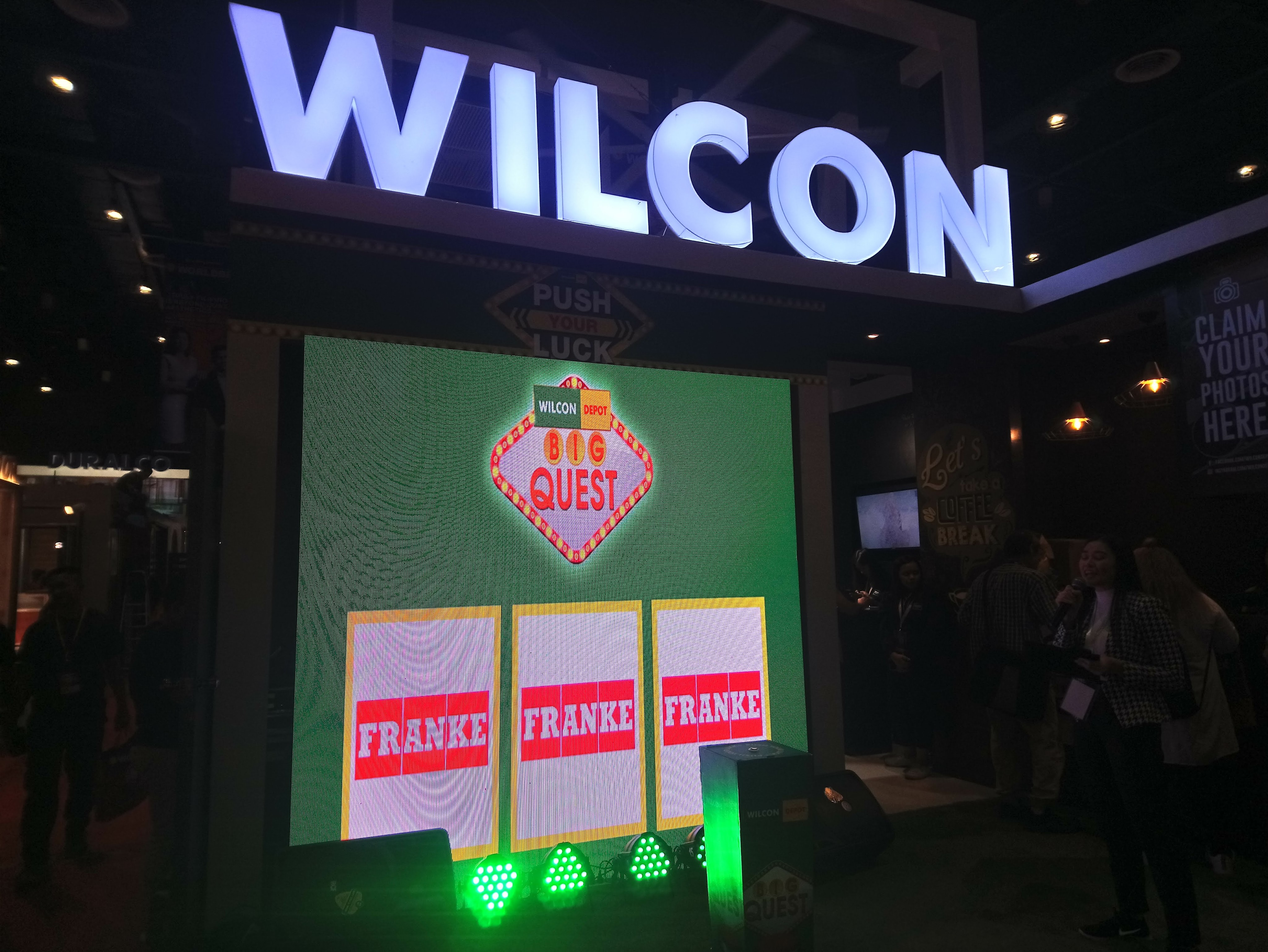 wilcon-booth